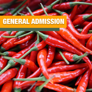 CHILI-LICIOUS FUNDRAISER – General Admission Tickets